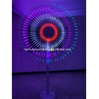 Buy cheap Led Firework Lights Windmill Shape from wholesalers