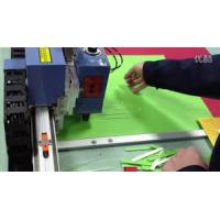 China Picture Mounting Techniques  Gallery frame cnc cutting machine on sale