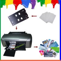 Quality Compatible With Canon Inkjet Printer MG5420 5430 5450 5550 PVC ID Card Tray Holder for sale