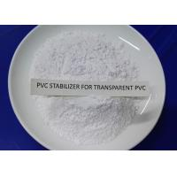 Quality Chemical White Powder Calcium Zinc Stabilizer For Water Pipes High Purity for sale