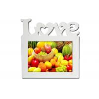 Quality Love Wooden Photo Frames Table Pictures Frame For Wedding Valentine Anniversary for sale