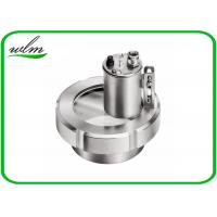 Quality Highlight Sanitary Sight Glass C Union Type Tank Vessel Sight Glass For Processing Container for sale