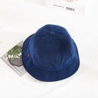 China High Quality Soft Terry Cloth Fabric Customization Woven Tag Logo Winter Bucket Cap Hat on sale