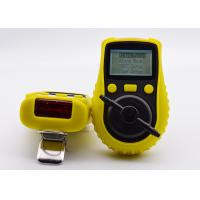 Quality High Precision Single Gas Detector NO2 Leakage Detection LCD Dot Matrix Display for sale