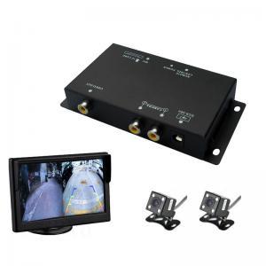 China Embedded Mic Vehicle Mobile DVR With Remote Controller DC 12V/24V on sale