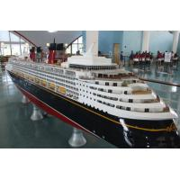 Quality Art Deco Style Disney Wonder Model Cruise Ship Toy Models With Acrylic Material for sale