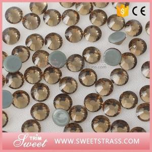 China Crystal Strass Colored Wholesale Loose Stones Women Fashion Clothing Dress Home Decorative Diamond Rhinestones on sale