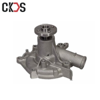Quality 4G63 4G64 Forklift Water Pump MD970338 Mitsubishi Fuso Truck Parts for sale