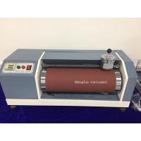 Quality Shoes Sole Wear DIN Abrasion Testing Machine / Din Abrasion Tester For Elastic for sale
