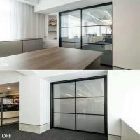 Quality privacy glass doors ebglass for sale