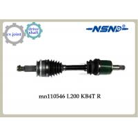 Buy Automobile Front CV Axle Drive Shaft In MN110546 Mitsubishi L200 at wholesale prices