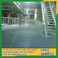 China Gainesville storm drain grate galvanized pool drain grate floor grating on sale