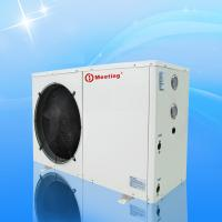 China Meeting Electric Heat Pump System , 16 Kw Low Temperature Air Source Heat Pump for sale