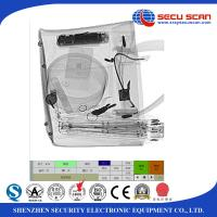 Quality Airport Security X Ray Baggage Scanner For Hotel Handbag Scan for sale