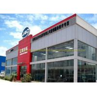 Quality Wide Span Bolte Steel Frame Structure Pre Construction Building For Warehouse for sale