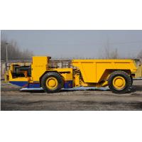 Buy cheap 6CBM Mini 4x4 New Underground Dumper Truck from wholesalers