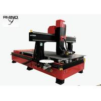 Industrial CNC Router Table 18 Degrees Tilting ATC Spindle Type For Wood / Foam Mold