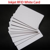 Quality RFID TK4100 Chip Cards Printable PVC ID Inkjet Card For Access Control Security for sale