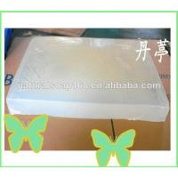 Quality Transparent Melt and pour glycerin soap base for sale