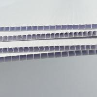 Quality High Quality Hard PP Plastic Hollow Sheet for sale