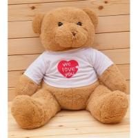 Quality plush bear ,stuffed teddy bear ,plush toy for sale