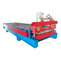 Buy cheap Automatic Sheet Metal Roll Forming Machines , Cold Roof Roll Forming Machine from wholesalers