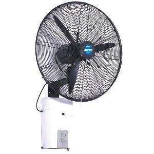China High Pressure Mist Fan Wall Mounted Spray Fan Humidifier(W10N-26W) on sale