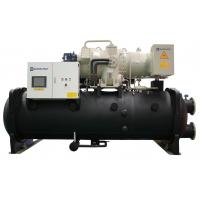 Quality High Efficiency Falling Film Centrifugal Water Cooled Chiller 380-415V / 3Ph / 50Hz for sale