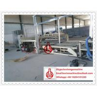 Quality Building Material Fiber Cement Board Production Line 2440 × 1220 × 6 - 30mm Product Size for sale