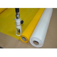 Quality 77T-48PW Screen Printing Mesh Durable For Textile Printing / Board Inks for sale