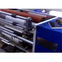 Quality Steel Stick Coreless Silicone Paper Rewinding Machine For Barbecue Paper for sale