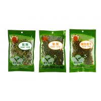 Quality Eco-Friendly Pet Food Bags Gravure Printing With Hanger Hole for sale
