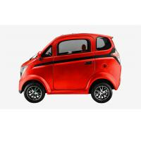 Quality Max 45 Km/H Mini Electric Car Family With 50Ah Battery 6-8hs Charging OEM for sale
