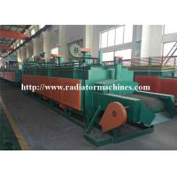 Electric Roller  Mesh Belt Furnace 150-280 Kg/H Quenching Productivity for Screw