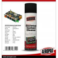 Quality Aeropak Eco-friendly Electrical Contact Cleaner Spray Printer Cleaner for sale