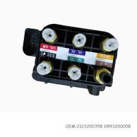 Buy 2123200358 0993200058 Air Suspension Valve Block For Mercedes - Benz W212 W222 Air Pump Valve at wholesale prices