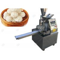 Quality Stainless Steel Stuffing Steam Bun Making Machine Electric High Capacity 500-2400 Pcs/H for sale