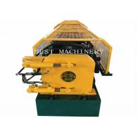 Buy cheap 8-12m/min Automatic Steel Round Water Down Pipe Roll Forming Making Machine from wholesalers