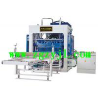 China brick manufacturing machine specification on sale