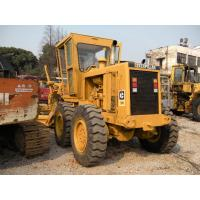 Quality used Caterpillar 140G motor grader  CAT 140G motor grader new painting year 1994 for sale