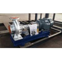 Quality WRY100-65-230 Thermal oil circulating pump for sale