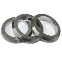 Quality ISO Abrasive Performance Tungsten Carbide Rings Three Dimensions Rolls for sale
