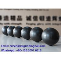 Quality SAG and AG Ball Mill Grinding Media Balls for sale