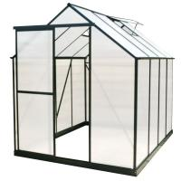 Quality clear/transparent pc corrugated plastic sheet for greenhouse for sale
