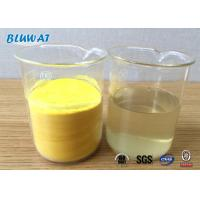 Quality WTP Chemical Drinking Water Treatment Polyaluminium Chloride 30% Al2O3 Content for sale