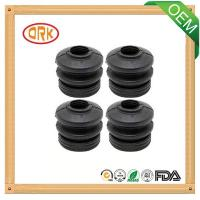 Quality black customized neoprene heat resistance rubber bushing for sale