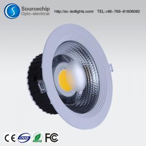 Quality cob 30w led down light China Suppliers | cob 30w led down light Wholesale for sale
