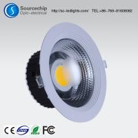 Quality LED downlight wholesale / cob 30w led down light made in China for sale