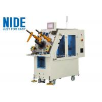 China Winding Stator Coil Inserting Machine For Compression Motor And Pump Motor on sale
