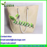 Quality Natural paper straw large shopping bag handbag for sale